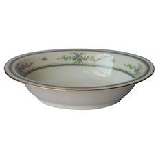 Noritake Amenity Serving Bowl Vintage China