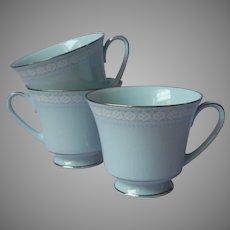 Noritake Wedding Veil 3 Cups