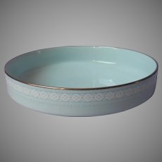 Noritake Wedding Veil Soup Cereal Salad Bowl Vintage
