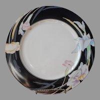 Mikasa Charisma Black Round Platter Serving