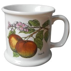 Lauffer Apple Mug Botanical