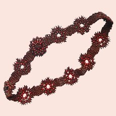 Seed Belt Vintage Seed Work Seeds Craft Boho 26 Inches