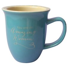 Abbey Press Retired Mug Amazing Woman Proverbs 31 29