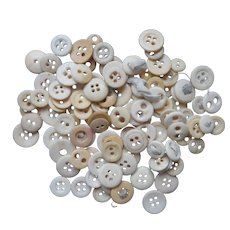 Bone Buttons Vintage To Antique