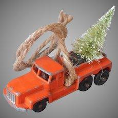 Lesney Rotinoff Matchbox 15 Christmas Tree Ornament Brings Home Christmas Tree