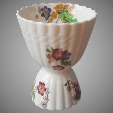 Spode Wicker Lane Egg Cup Vintage England