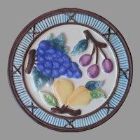 Mikasa Intaglio Garden Harvest Trivet Tea Tile Hot Plate