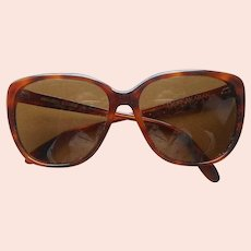 1980s Donna Karan New York Glasses Frames 140 Patti IV Vintage