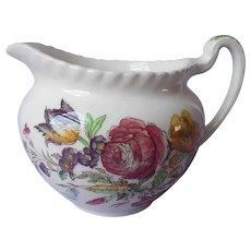 Johnson Brothers Garden Bouquet Creamer Vintage England