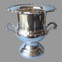 Champagne Bucket Vintage Oneida Silver Plated Royal Provincial Pattern