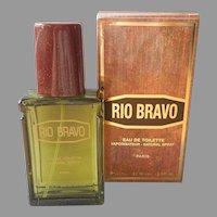 Rio Bravo Unused 3.3 Ounce Eau De Toilette Spray In Box