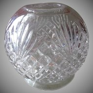 Rose Bowl EAPG Pressed Glass Antique Classic
