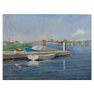 Balboa Bay-by Henry Ketting Olivier