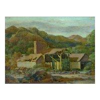 """Old Mining Site""  by Charles Drogkamp"