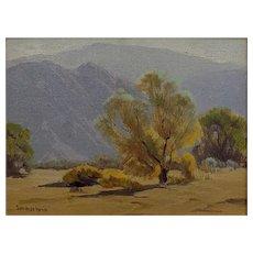 "Sam Hyde Harris  ""Romance""  12x16 oil"