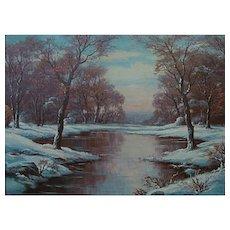 """Anton Gutknecht   """"Winter's Delight"""""""