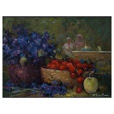 """Felice Hrovat  """"Fruit medley"""""""