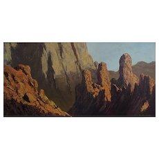 """Segundo Huertas   """"Mountain Formations"""""""