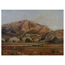 George Kaumeyer  California Foothills