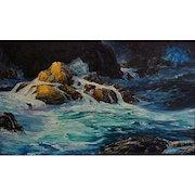 Murray E. Palmerton  Dramatic Seas