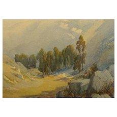 """Helen Balfour   """"Sierra Valley"""""""
