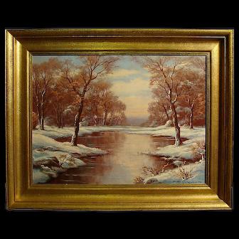 Anton Gutknecht - Winter Color