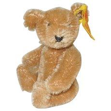 Small Fully Jointed Steiff Teddy Bear c. 1980's