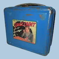 1952 Tom Corbett, Space Cadet Metal Lunch Box