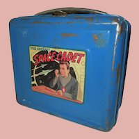 1952 Tom Corbett, Space Cadet Metal Lunch Box