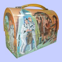 1967 It's About Time Dome Top Lunch Box