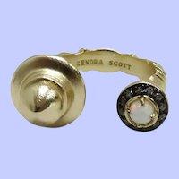 Contemporary Kendra Scott Open Ring