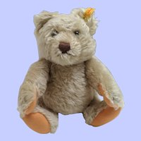 Vintage Steiff Teddy Bear Replica c. 1990's
