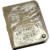 Early 1900's Advertising Pocket Postage Stamp Box
