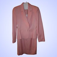 "Vintage Christian Dior ""The Suit"" Size 8"