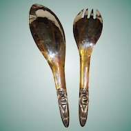 Northwest Indian Inspired Acme Vancouver British Columbia Serving Utensils