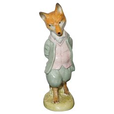 "Beatrix Potter ""Foxy Whiskered Gentleman"" - Red Tag Sale Item"