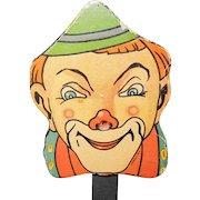 1920's German Halloween Noisemaker/Squeaker