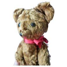 "Vintage 7"" Dakin Teddy Bear with Jointed Limbs"