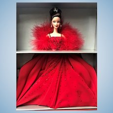 2000 Limited Edition Ferrari Barbie Mint in Box