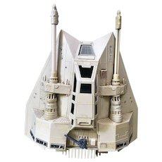 Vintage Star Wars Snowspeeder Space Ship Toy