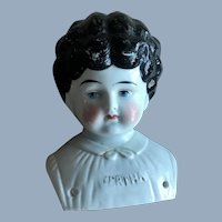 Antique Bertha China Doll Head for Parts