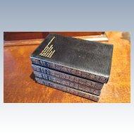 The Bijou Shakespeare Volumes 1-4 C:1895