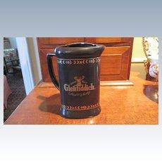 Glenfiddich Ceramic Pitcher