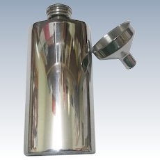 Wentworth Pewter Purse Flask