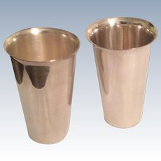 Sterling Tumblers