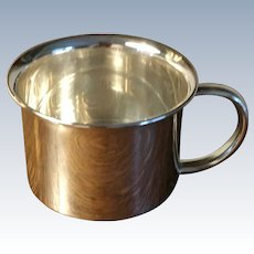 Towle Sterling Juice Cup