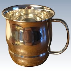 Towle Sterling Baby Cup