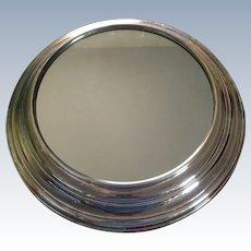 """Lunt 15 1/4"""" Mirror Plateau"""
