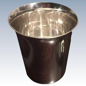 Set/12 Randhl Sterling Julep Cups