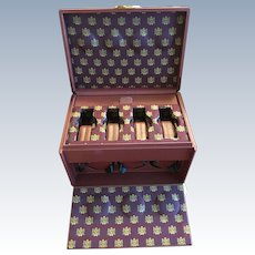 Scalota del Tempo Watch Winder and Case